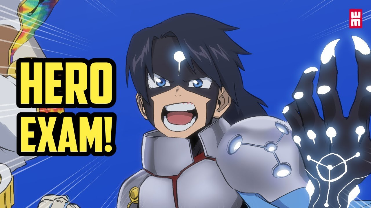My Hero Academia Art Style and HOW TO MASTER IT!