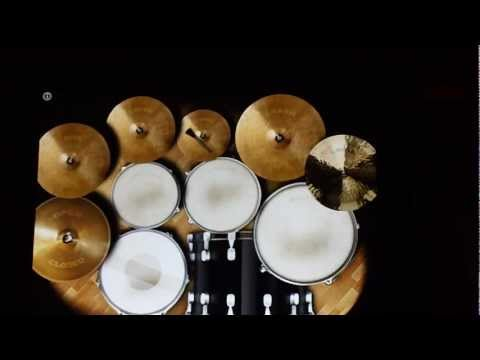 Pull Me Under (D.T) Ipad Drum Cover by bankamo