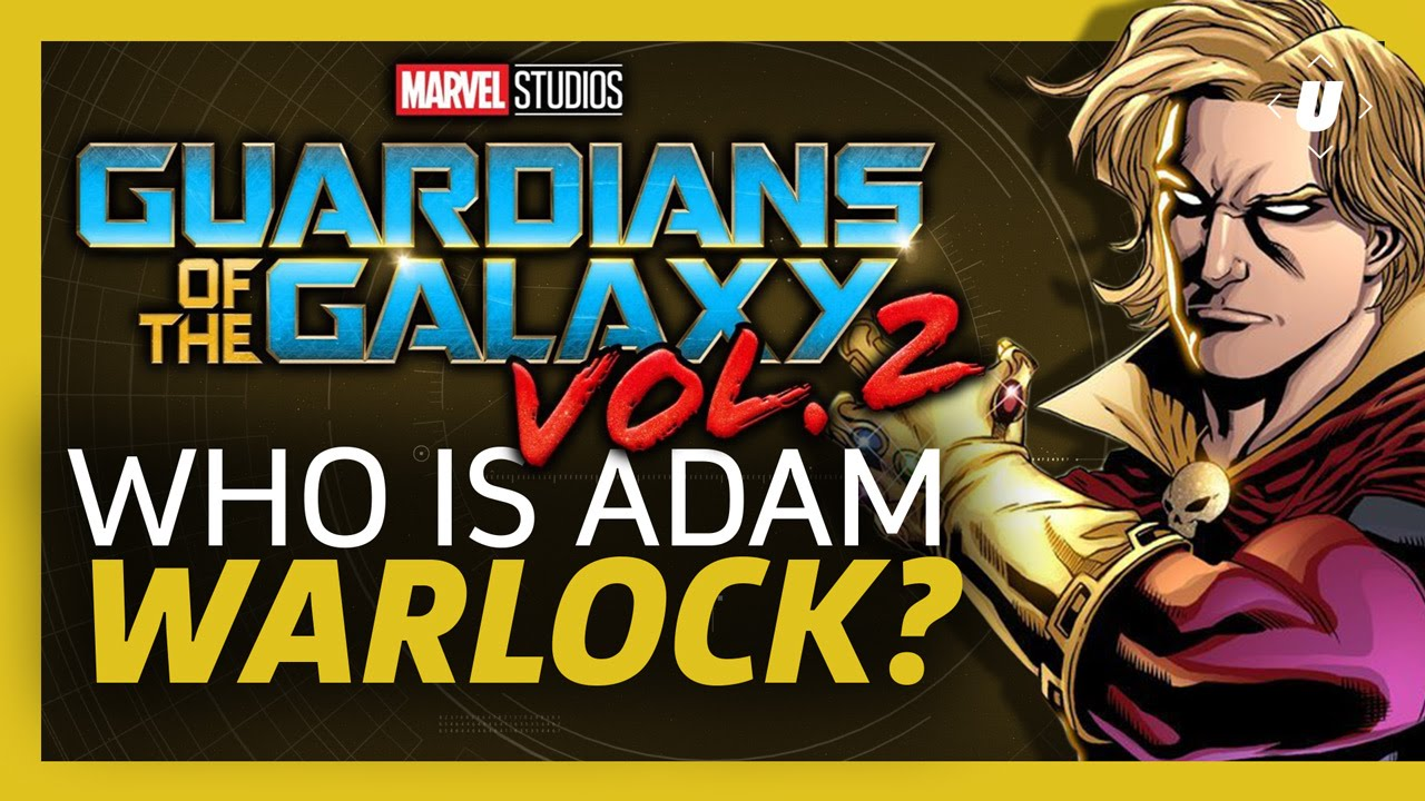 Who the Hell is Adam Warlock? - Guardians of the Galaxy Vol 2 Post Credit  Scene Explained!