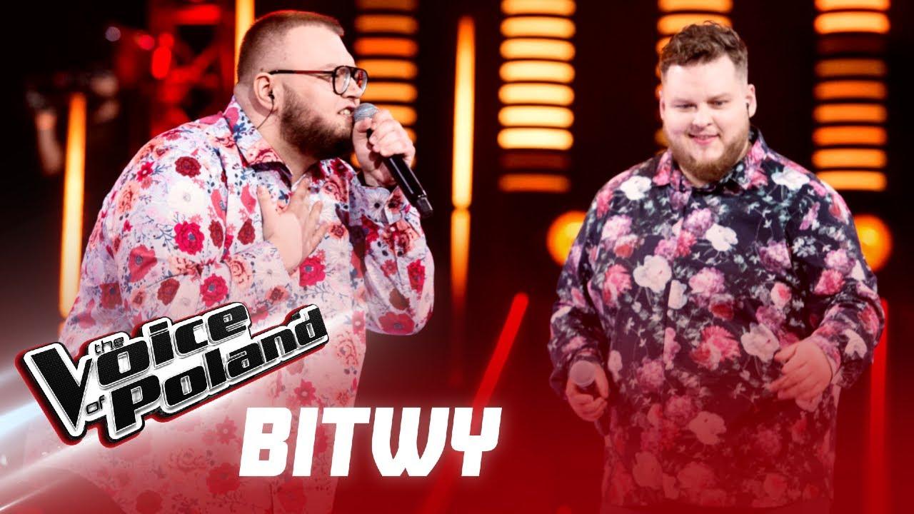 """Maciej Wójcikowski vs. Wojciech Lechończak - """"Never Too Much"""" - Bitwy - The Voice of Poland 11"""