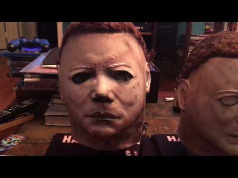 Halloween II Warlock Michael Myers Mask from CGP
