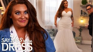 """Bride Wants To Look Like """"Jessica Rabbit On Steroids"""" 