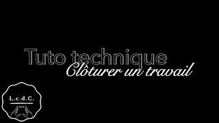 Tuto Tricot 6 : Clôturer un travail (mailles endroits, mailles envers et côtes 2/2)