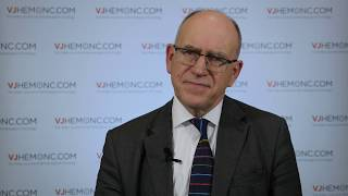 Optimal preparative regimen for AML