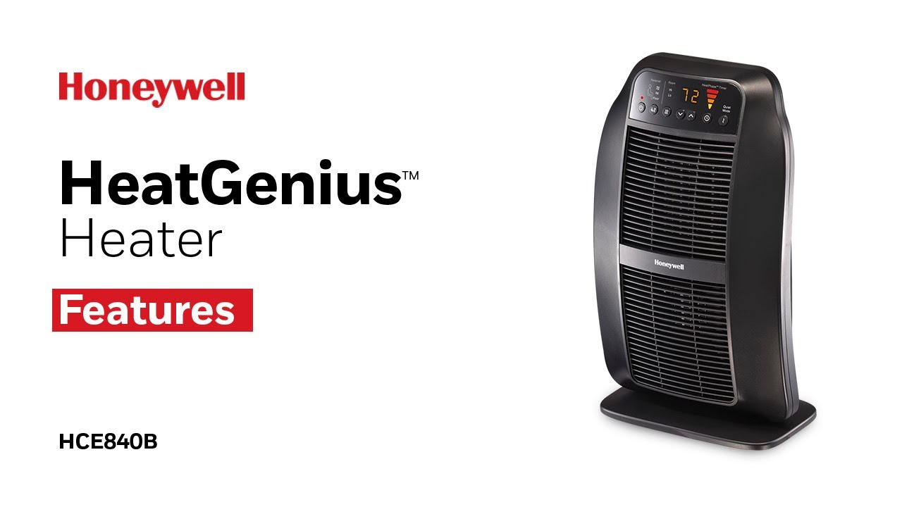 Hce840 Heatgenius Ceramic Heater