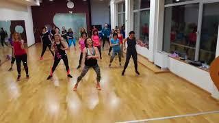 Culpa al Corazon (Prince Royce) - Zumba Fitness Choreography