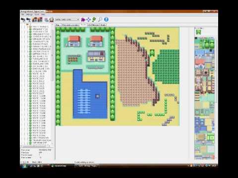 Pokemon hacking tutorials part 4 advance map events wild pokemon hacking tutorials part 4 advance map events wild pokemon and header tabs youtube gumiabroncs Images