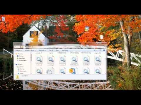 How To Run WMP9 (Windows Media Payer 9) On Windows Seven(7) And Vista