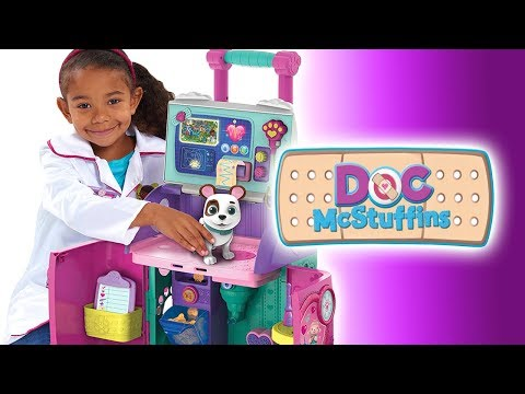 Embark On Pet-Saving Adventures with Doc McStuffins Pet Rescue Toys! | A Toy Insider Play by Play