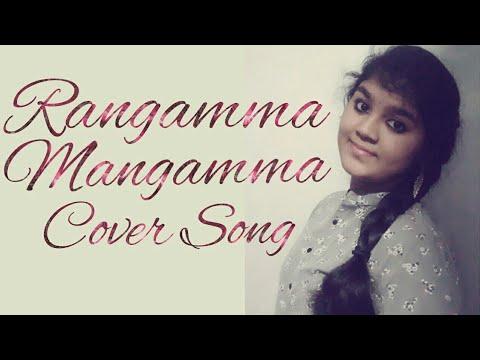 Rangamma Mangamma Song || Rangasthalam || Original song by M.M. Manasi || DSP