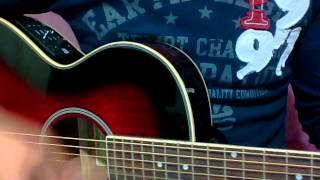 Gitar Dersi - Ritim Atma (4/4'lük ritim - 1)