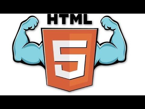 HTML за 30 минут: Полный урок