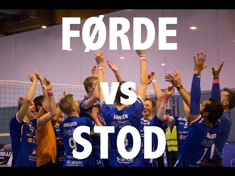 (H) Førde - Stod | Kvartfinale i sluttspelet!