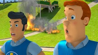 Fireman Sam New Episodes | Fireman Sam put out the great fire! - Risky Saves 🚒 🔥 Kids cartoon