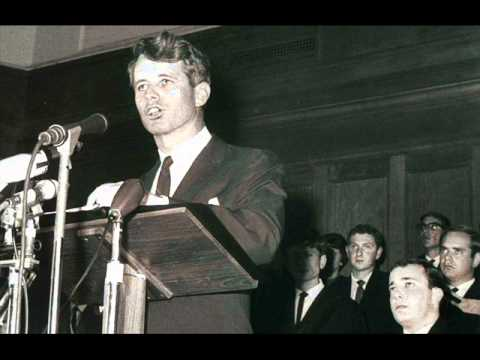 Robert F. Kennedy - Day of Affirmation Speech [A Tiny Ripple of Hope]