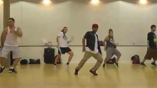 Red Cafe ft. Trey Songz - Fly Together remix // Kreus Lay Choreography