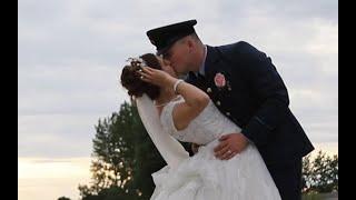 McGregor, Iowa Wedding // Jessica + Calum