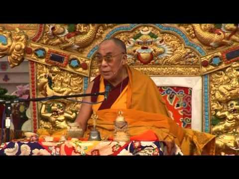 Tibetan: H. H. the Dalai Lama's Talk on Dolgyal (Shugden) at Mundgod.