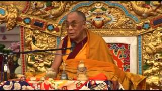 Tibetan: H. H. the Dalai Lama's Talk on Dolgyal (Shugden) at Mundgod.