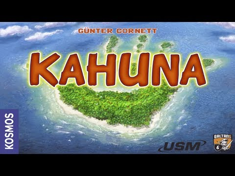 Kahuna – become the King of the Islands!