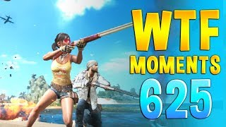 PUBG WTF Funny Daily Moments Highlights Ep 625