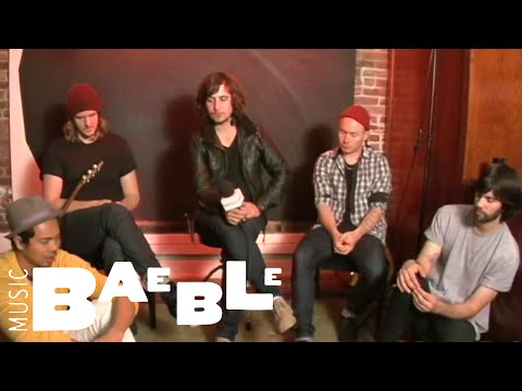 An Interview with The Temper Trap - YouTube