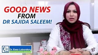Dr Sajida N. Shirazi on Dental Office