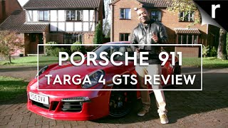 Porsche 911 Targa 4 GTS review: Crazy fast