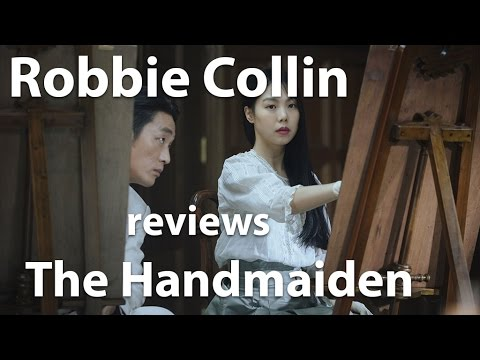 Robbie Collin reviews The Handmaiden