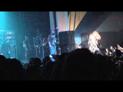 NAMM-2014. Zakk Wylde and BLS Live. Forever Down with a monumental solo