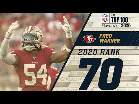 #70: Fred Warner (LB, 49ers) | Top 100 NFL Players of 2020