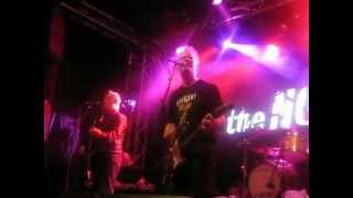 THE NOMADS- Iam 5years ahead of my time /Where the wolf bane blooms- Göteborg 2013