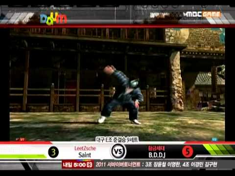 Daum TekkenCrash S8 Prelim Match in Daegu part.1 Tekken6BR.mkv