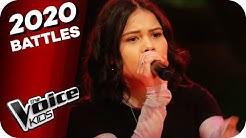 Lena - Traffic Lights (Michelle/Charis/Joleen/Nils) | The Voice Kids 2020 | Battles