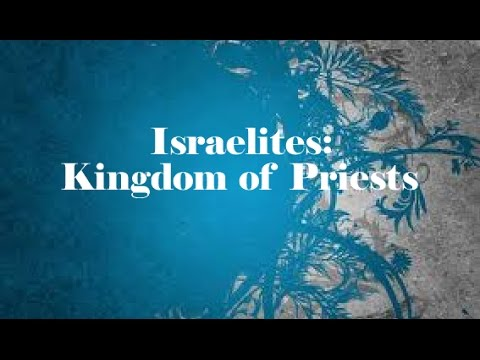 Kingdom of Priests 1