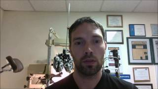 Dr. Maller resolves Lasik complications with custom Gas Permeable lenses