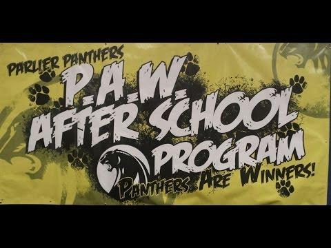Parlier High School P.A.W. Program 2013
