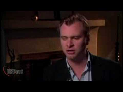 The Dark Knight Christopher Nolan Interview