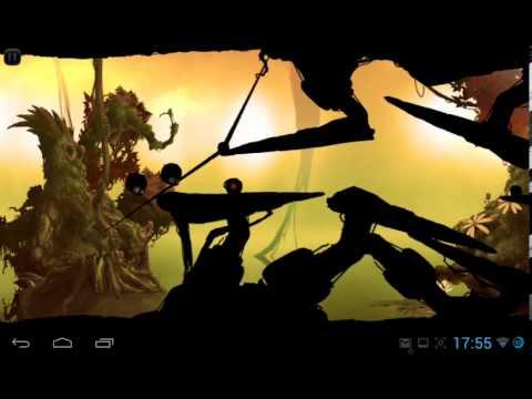 Обзор на игру для Андроида BADLANDS