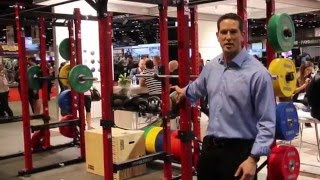 Hammer Strength HD Athletic at IHRSA 2016