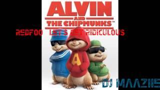 Обложка Chipmunks Redfoo Let S Get Ridiculous