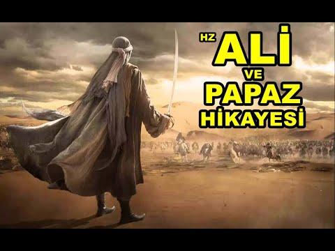 hz Ali ve Papaz kıssası - dini hikayeler