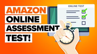 AMAZON ONLINE ASSESSMENT TEST Questions and Answers! | Amazon Practice Aptitude Test Questions! screenshot 3