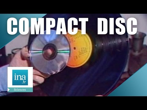 1983 : voici le compact-disc   Archive INA