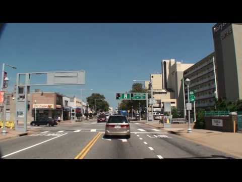 Virtual Tour Of Virginia Beach - Atlantic Avenue From 1st To 40th Streets - VaBeach.com