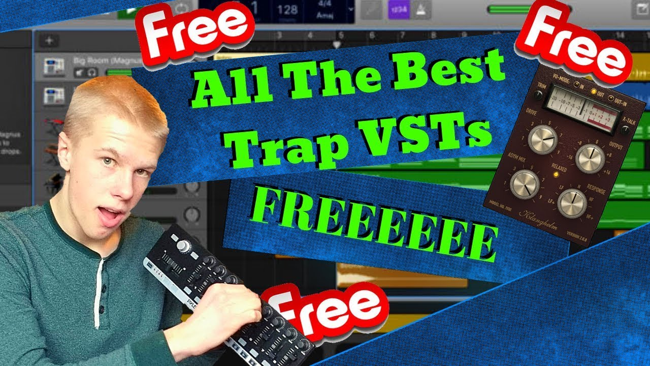 Best Free Trap VST