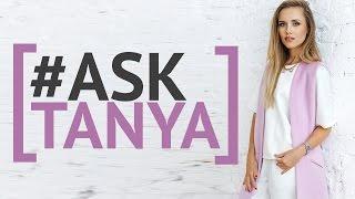 #AskTanya - суши, дюкан, тренировки, макароны, усталость... ♥