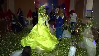 Танец Красавица и Чудовище
