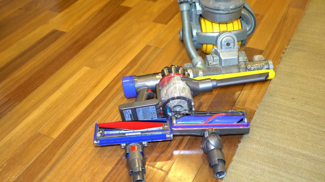 Bed bath and beyond vacuum cleaner - Dyson V8 Absolute Cord Free Stick Vacuum Cleaner Unboxing Short Review 06 22 2017