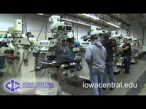 "Iowa Central Community College  ""Industrial Tech"""